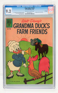 Silver Age (1956-1969):Cartoon Character, Four Color #1279 Grandma Duck's Farm Friends - File Copy (Dell, 1962) CGC NM- 9.2 Off-white to white pages....