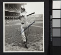 Baseball Collectibles:Photos, Ted Williams Signed Original Photograph....