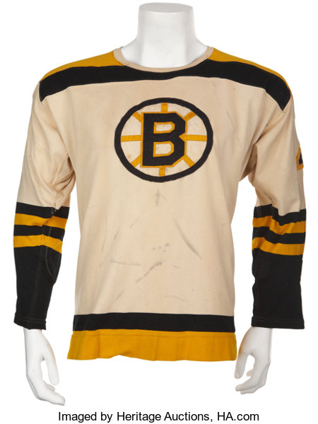 1966-67 Bobby Orr Game Worn Rookie Jersey.... Hockey Collectibles ... 9c0cd608a