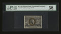 Fractional Currency:Second Issue, Fr. 1316 50c Second Issue PMG Choice About Unc 58....