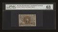 Fractional Currency:Second Issue, Fr. 1244 10c Second Issue PMG Choice Uncirculated 63....