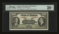 Canadian Currency: , Montreal, PQ- Bank of Montreal $10 Jan. 2, 1935 Ch. 505-60-04. ...