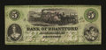 Canadian Currency: , Brantford, CW- The Bank of Brantford $5 Nov. 1, 1859 Ch. #40-10-04-08a. ...