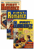 Golden Age (1938-1955):Romance, First Romance #2-52 File Copies Group (Harvey, 1949-58) Condition:Average VF.... (Total: 51 Comic Books)