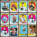 Hockey Cards:Lots, 1971-1975, 1988 Topps Hockey Collection (134) - With HoFers &Rookies!....