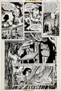 Original Comic Art:Panel Pages, Bernie Wrightson House of Mystery #204 page 2 Original Art(DC, 1972)....
