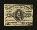Fractional Currency:Third Issue, Fr. 1237 5¢ Third Issue About New....