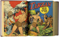 Golden Age (1938-1955):Adventure, Tarzan #1-206 And More Lot of 12 Bound Volumes (Dell/Gold Key, 1947-1972).... (Total: 16 Items)