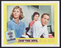 """Movie Posters:Adventure, Beat the Devil (United Artists, 1953). Lobby Cards (6) (11"""" X 14"""").Adventure.. ... (Total: 6 Items)"""