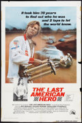 """Movie Posters:Sports, The Last American Hero (20th Century Fox, 1973). One Sheet (27"""" X 41""""). Sports.. ..."""