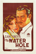"Movie Posters:Western, The Water Hole (Paramount, 1928). One Sheet (27"" X 41"") Style A.. ..."