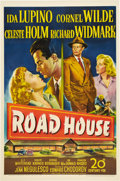 "Movie Posters:Film Noir, Road House (20th Century Fox, 1948). One Sheet (27"" X 41"").. ..."