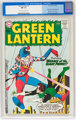 Green Lantern #1 (DC, 1960) CGC NM 9.4 Off-white to white pages