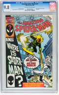 Modern Age (1980-Present):Superhero, The Amazing Spider-Man #279, 280, and 282 CGC-Graded Group (Marvel,1986) CGC NM/MT 9.8.... (Total: 3 Comic Books)