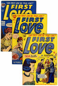Golden Age (1938-1955):Romance, First Love Illustrated File Copies Box Lot (Harvey, 1949-63)Condition: Average VF.... (Total: 82 Comic Books)