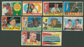 Baseball Cards:Lots, 1960 Topps Baseball Collection (68). ...