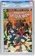 Modern Age (1980-Present):Superhero, The Amazing Spider-Man #202, 203, and 205 CGC-Graded Group (Marvel,1980).... (Total: 3 Comic Books)