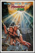 "Movie Posters:Adventure, Romancing the Stone Lot (20th Century Fox, 1984). One Sheets (2)(27"" X 41""). Adventure.. ... (Total: 2 Items)"