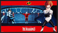 "Movie Posters:Animated, The Incredibles (Buena Vista, 2004). Deluxe Lobby Card Set of 8(9.75"" X 17""). Animated.. ... (Total: 8 Items)"