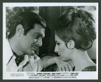 "Barbra Streisand and Omar Sharif in ""Funny Girl"" (Columbia, 1968). Color and B&W Stills (8) (8"" X..."