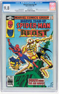 Modern Age (1980-Present):Superhero, Marvel Team-Up #90, 91, and 93 CGC-Graded Group (Marvel, 1980)Condition: CGC NM/MT 9.8 White pages.... (Total: 3 Comic Books)