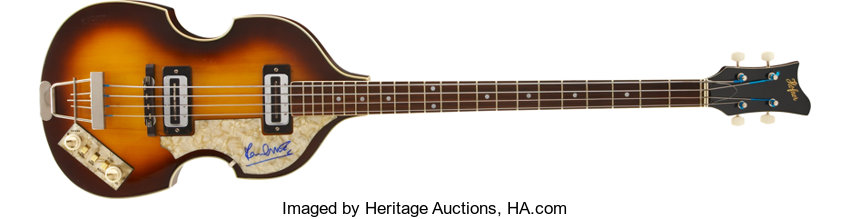 Music MemorabiliaAutographs And Signed Items Beatles Related