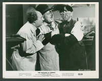 "The Three Stooges in ""The Outlaws is Coming"" (Columbia, 1965). Photos (7) (8"" X 10""). Comedy. ... (T..."