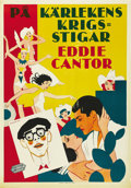 "Movie Posters:Comedy, Whoopee! (United Artists, 1930). Swedish One Sheet (27.5"" X 39.5"")...."
