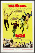 """Movie Posters:Rock and Roll, Head (Columbia, 1968). One Sheet (27"""" X 41""""). Rock and Roll.. ..."""