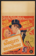 """Movie Posters:Musical, The Barkleys of Broadway (MGM, 1949). Window Card (14"""" X 22""""). Musical.. ..."""