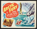 "Movie Posters:Adventure, Arctic Fury (RKO, 1949). Lobby Card Set of 8 (11"" X 14"").Adventure.. ... (Total: 8 Items)"