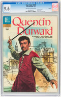 Golden Age (1938-1955):Adventure, Four Color #672 Quentin Durward - Circle 8 pedigree (Dell, 1955) CGC NM+ 9.6 Off-white to white pages....