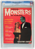 Magazines:Horror, Famous Monsters of Filmland #1 (Warren, 1958) CGC FN/VF 7.0 Off-white pages....