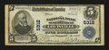National Bank Notes:Kentucky, Louisville, KY - $5 1902 Plain Back Fr. 607 The NB of Kentucky Ch.# 5312. ...