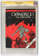 Cerebus The Aardvark #1 Dave Sim File Copy - Signature Series (Aardvark-Vanaheim, 1977) CGC NM 9.4 White pages