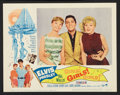 "Movie Posters:Elvis Presley, Girls! Girls! Girls! (Paramount, 1962). Lobby Card Set of 8 (11"" X14""). Elvis Presley.. ... (Total: 8 Items)"