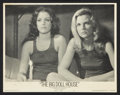 "Movie Posters:Bad Girl, The Big Doll House (New World, 1971). Lobby Card Set of 8 (11"" X14""). Bad Girl.. ... (Total: 8 Items)"
