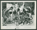 "Movie Posters:Sports, Go, Man, Go (United Artists, 1954). Stills (2) (8"" X 10""). Sports.. ... (Total: 2 Items)"