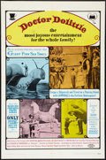 """Movie Posters:Fantasy, Doctor Dolittle (20th Century Fox, 1969). One Sheet (27"""" X 41"""").Fantasy.. ..."""