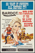 "Movie Posters:Adventure, The Pirate of the Black Hawk Lot (Film Group, 1961). One Sheets (2)(27"" X 41""). Adventure.. ... (Total: 2 Items)"
