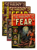 Golden Age (1938-1955):Horror, Haunt of Fear #22, 26, and 28 Group (EC, 1953-54) Condition:Average GD.... (Total: 3 Comic Books)