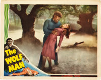 "The Wolf Man (Universal, 1941). Lobby Card (11"" X 14"")"