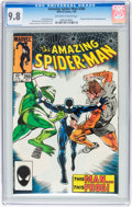 Modern Age (1980-Present):Superhero, The Amazing Spider-Man #266, 267, and 269 CGC-Graded Group (Marvel,1985) Condition: CGC NM/MT 9.8 Off-white to white pages.... (Total:3 Comic Books)