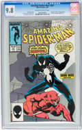 Modern Age (1980-Present):Superhero, The Amazing Spider-Man #287, 288, and 290 CGC-Graded Group (Marvel,1987) Condition CGC NM/MT 9.8.... (Total: 3 Comic Books)