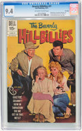 Bronze Age (1970-1979):Humor, Beverly Hillbillies #21 File Copy (Dell, 1971) CGC NM 9.4 Off-whiteto white pages....
