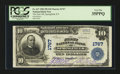 National Bank Notes:Kentucky, Springfield, KY - $10 1902 Plain Back Fr. 627 The First NB Ch. #1767. ...