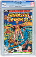 Modern Age (1980-Present):Superhero, Fantastic Four CGC-Graded Group (Marvel, 1980-82).... (Total: 4Comic Books)