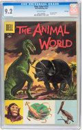 Silver Age (1956-1969):Adventure, Four Color #713 The Animal World - File Copy (Dell, 1956) CGC NM- 9.2 Off-white pages....