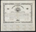Confederate Notes:Group Lots, Ball 54 Cr. 29 $100 1861 Bond Fine.. ...