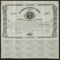 Confederate Notes:Group Lots, Ball 74 Cr. 61 $500 Bond 1861. . ...